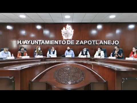 Sesión de Gobierno de Zapotlanejo No. 56 de carácter extraordinario. 13 de noviembre de 2020