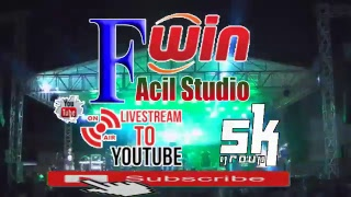 FWIN ACIL  Live streaming SK group