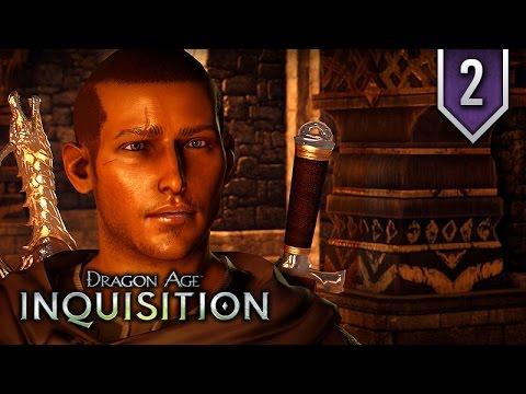 Dragon Age: Inquisition – Episode 2 ★ Movie Series / All Cutscenes 【Human Male Rogue Edition】