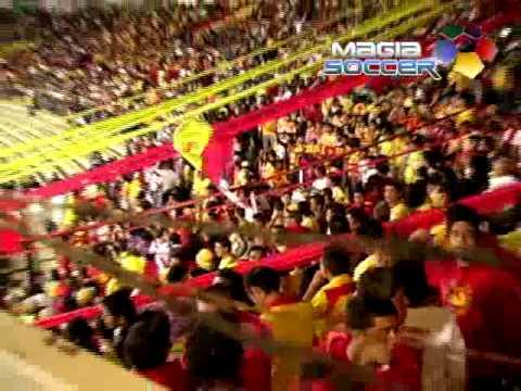 LOCURA 81 Enloqueciendo la tribuna - Locura 81 - Monarcas Morelia