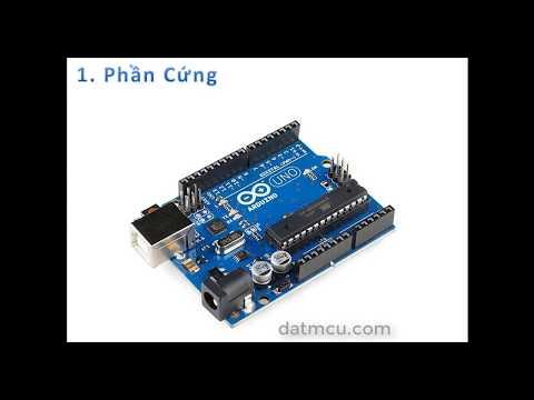 Tại sao Arduino lại phổ biến? - Thời lượng: 27 phút.