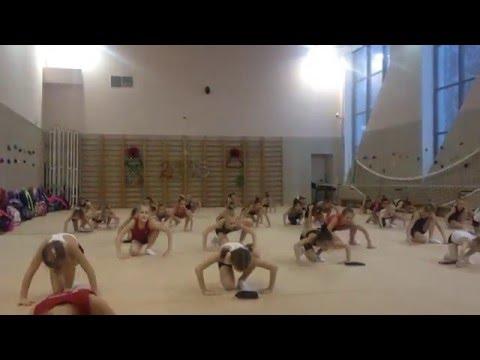 Показательное выступление по хореографии