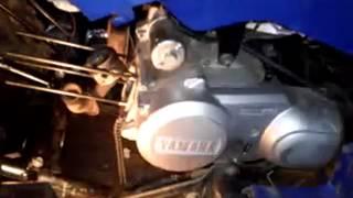 9. Raptor 80 cc rebuild