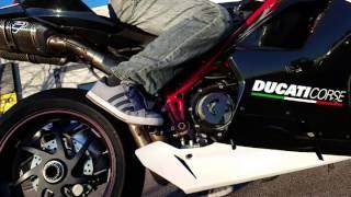 8. 2010 Ducati 1198S Corse