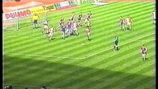 Klinsmann verliert Nerven nach Auswechslung (ab 9.20)