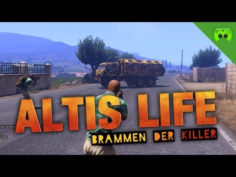 ALTIS LIFE # 34 - Brammen du Killer «» Let's Play Arma 3 Altis Life | HD