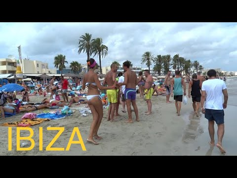 ibiza - Video from holiday in Ibiza .Great destination for party people,you can get party non stop ,everywhere.Island have few really nice beaches ses salines,cavall...