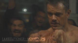 Jason Bourne  2016  All Fight Scenes  Edited