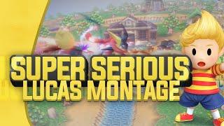 SUPER SERIOUS LUCAS MONTAGE – Super Smash Bros. for Wii U