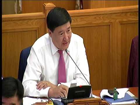 Ц.Даваасүрэн: Төрийн албаны зөвлөл үндсэн хуулийн байгууллага болж байж энэ заалт хэрэгжинэ