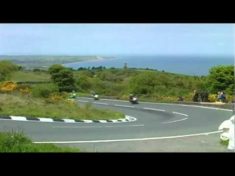 Isle Of Man TT. The Gooseneck.
