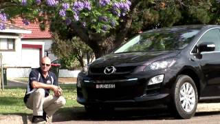 2009 Mazda CX7 Video Car Review - NRMA Drivers Seat