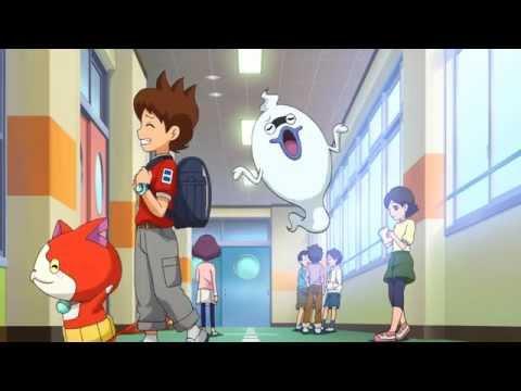 Youkai Watch, la Bande annonce de la Saison 2 de l'anime
