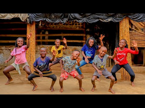 Masaka Kids Africana Dancing | Happy New Year