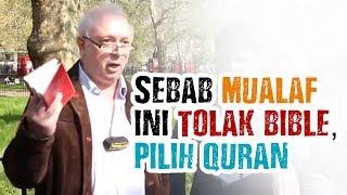Video Inilah Sebabnya Mengapa Mualaf Intelektual Ini Tolak Bible, Terima al Quran MP3, 3GP, MP4, WEBM, AVI, FLV Mei 2019