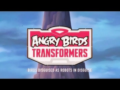 rovio - Birds disguised as robots in disguise! The mysterious EggSpark has crashed onto Piggy Island, transformerizing everything in its path! Even the eggs have bec...