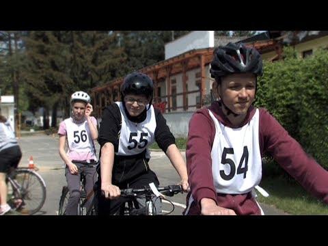 Náhled - Okresní kolo dopravní soutěže mladých cyklistů