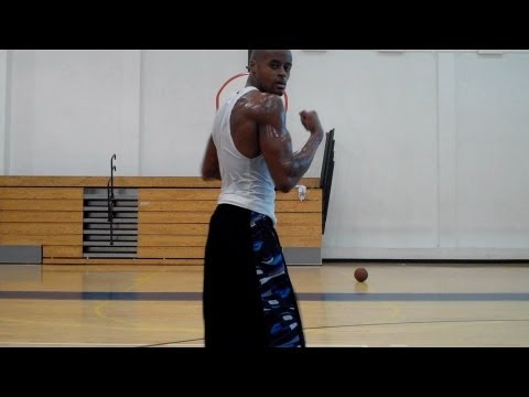Dre Baldwin: Strength Training & Weight Lifting Tips for Basketball Players