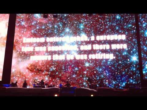 Eminem & Jay-Z HD WON'T BACK DOWN Intro - Comerica Park, Detroit 9/3