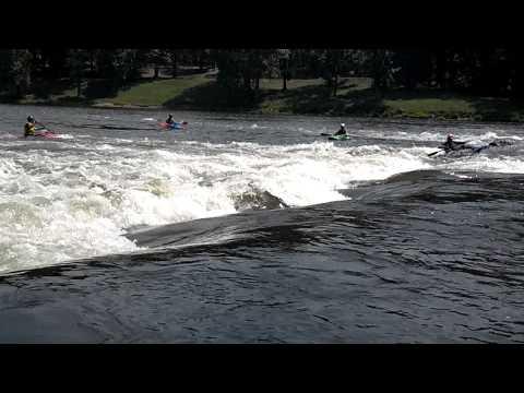 Rockport playboating