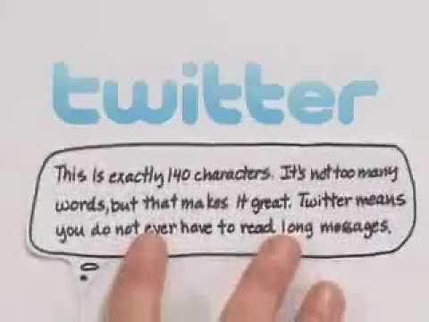 「[MAD]広島弁で、ミニブログ「ツイッター」を紹介したパロディ動画。」のイメージ