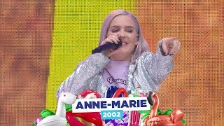 Video Anne-Marie - '2002' (live at Capital's Summertime Ball 2018) MP3, 3GP, MP4, WEBM, AVI, FLV Oktober 2018