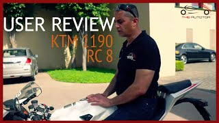 6. KTM RC 8 | USER REVIEW| THE AUTOTOR