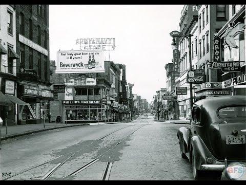 Albany  New  York  Black  &  White