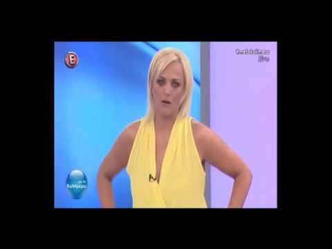 Video - Χριστίνα Λαμπίρη: Ξέσπασε σε λυγμούς και αποχώρησε από την εκπομπή!