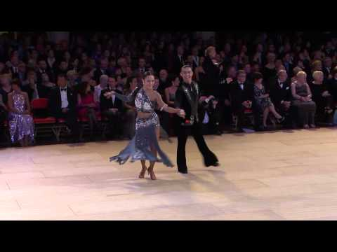 blackpool - We hope you enjoy this short clip of the Jive from the International Team Match at the Blackpool Dance Festival 2013. Watch the whole festival live at www.ds...