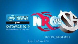 NRG vs VG, game 1