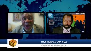 Professor Horace Campbell Comments On Nigerian Elections