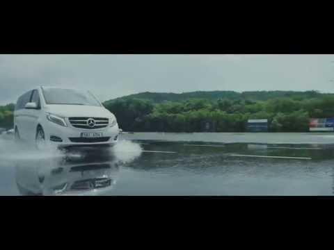 Driving Safety Most - co dokáží užitkové vozy Mercedes-Benz