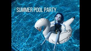 The ghouls go to the pool and as usual, not everything goes as planned! EXPAND FOR MORE INFO! ~WATCH IN HD!~ Music by ...