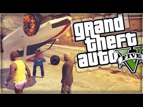 GTA 5 Funny Moments | Drunk Explosions (GTA V Online)
