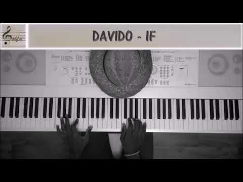 Video Davido - If [JDS Piano Cover] download in MP3, 3GP, MP4, WEBM, AVI, FLV January 2017