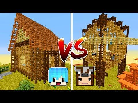 Thử Thách Làm  Nhà Hàng Rào Trong Minecraft (Minecraft) - Thời lượng: 21:03.