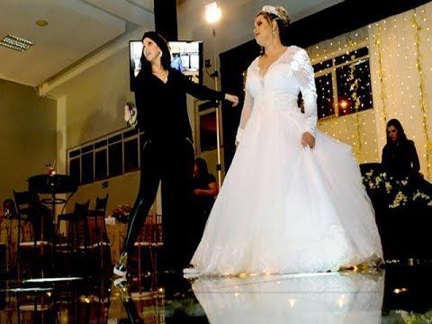 """S&A Produções de Dani Pessôa Coreógrafa """"Casamento dos Sonhos"""""""