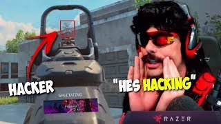 Video DrDisRespect Dies and Spectates Hacker (Aimbot + WallHack) in Blackout! (11/30/18) MP3, 3GP, MP4, WEBM, AVI, FLV Juli 2019