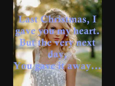 last christmas taylor swift instrumental mp3