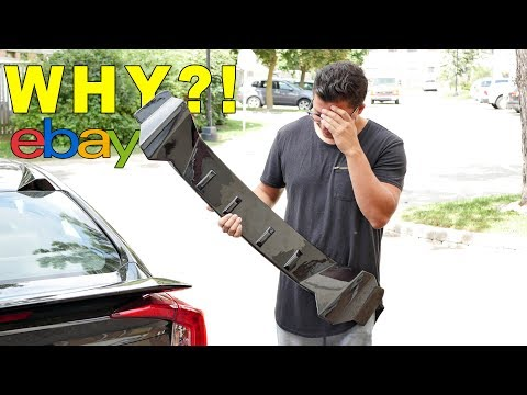 Why Did I Buy Parts Off Ebay?!