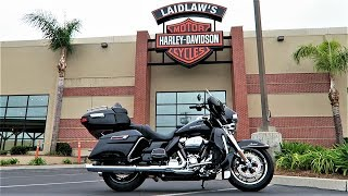 1. 2019 Harley-Davidson Ultra Limited (FLHTK) │ Test Ride and Review