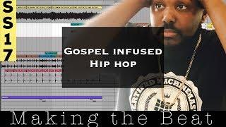 Soul Sunday 17 - Making A Just Blaze Type Gospel Beat in Ableton! Kanye x Pusha T Promo Tactics