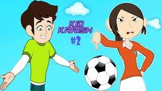 Video Kid Krrish Movie Cartoon | Cartoon Movies For Kids | Krrish And friends New Cartoon |Part #2 MP3, 3GP, MP4, WEBM, AVI, FLV Juni 2018