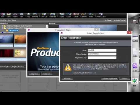 تحميل برنامج ProShow Producer مع السيريال