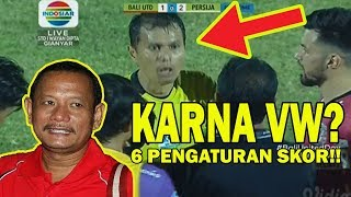 Video Karna Vigit Waluyo? 6 Pengaturan Skor Terheboh di Liga Indonesia | Sejarah Sepakbola Gajah!! MP3, 3GP, MP4, WEBM, AVI, FLV Januari 2019