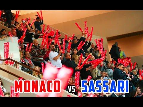 Teaser AS Monaco - Dinamo Sassari