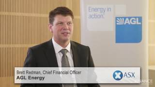 AGL Energy talks 1H17 results and outlook