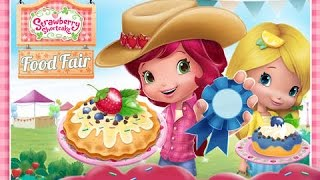 Strawberry Shortcake Food Fair Part 1 - Best iPad app demo for kids - Ellie