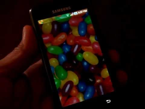 Video of Jelly Bean Theme Live